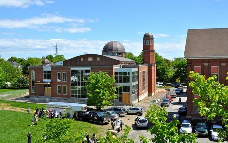 Ummah Mosque in Halifax Canada
