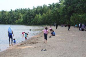 2018 09 08 Back to school Family Camp at Mush A Mush campground 17