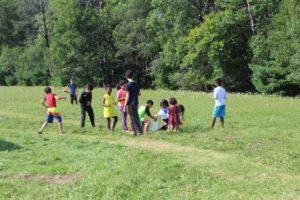 2018 09 08 Back to school Family Camp at Mush A Mush campground 37