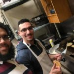 2018 10 09 Breakfast for homeless people at Brunswick street mission 11