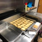 2018 10 09 Breakfast for homeless people at Brunswick street mission 14
