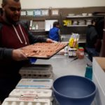 2018 10 09 Breakfast for homeless people at Brunswick street mission 16