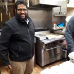 2018 10 09 Breakfast for homeless people at Brunswick street mission 17