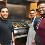 2018 10 09 Breakfast for homeless people at Brunswick street mission 5