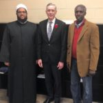 2018 11 02 Rev. Canon Neale Bennet visit to the Ummah Mosque 2