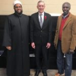 2018 11 02 Rev. Canon Neale Bennet visit to the Ummah Mosque 3