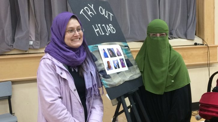 2018 11 11 Halifax mosque invites visitors in to learn about Islam 1