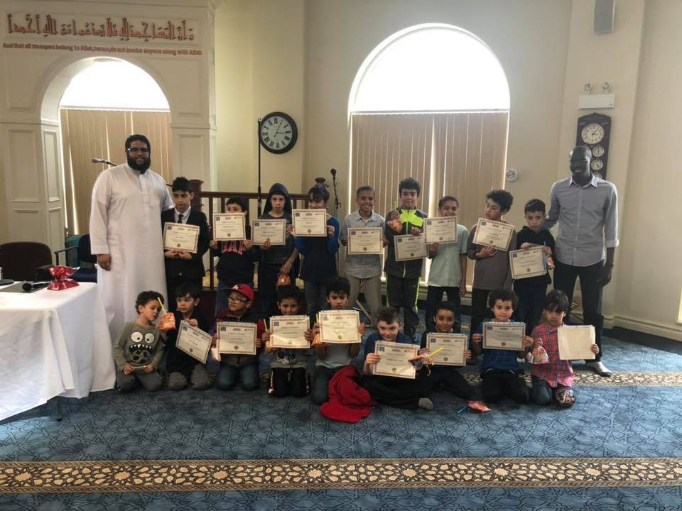 2019 04 22 Alnuraniia Program Graduation