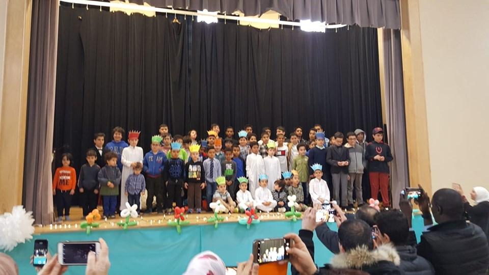 2019 04 27 Quran school closing ceremony