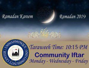 2019-05-05 Ramadan Mubarak