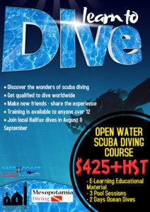 Copy of Scuba Diving Poster